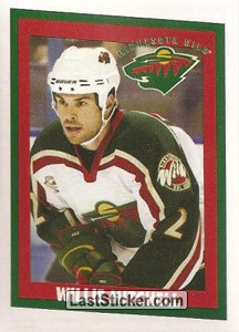 Willie Mitchell (Minnesota Wild)