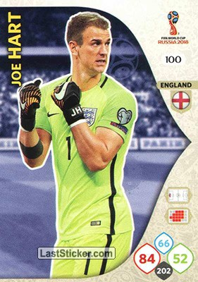 Joe Hart (England)
