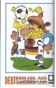 Mascota East Germany (East Germany)