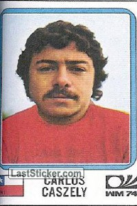 Carlos Caszely (Chile)