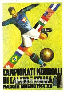 World Cup 34 Poster (History)