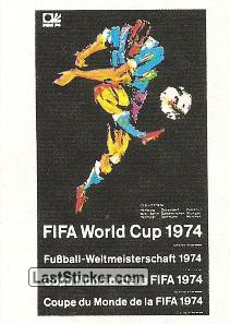 World Cup 74 Poster (Special)