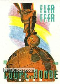 World Cup 38 Poster (History)