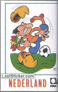 Holland Caricature (Holland)
