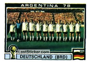 West Germany Team (West Germany)