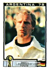 Berti Vogts (West Germany)
