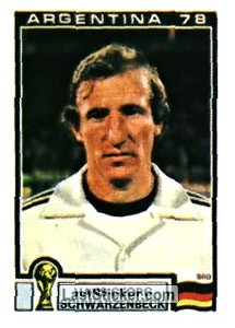Hans-Georg Schwarzenbeck (West Germany)