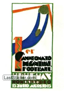 Poster Uruguay 1930 (History: WC 1930)
