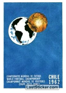 Poster Chile 1962 (History: WC 1962)