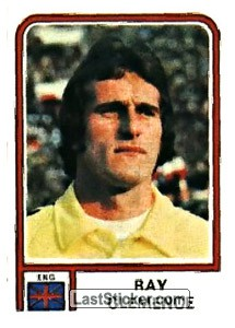 Ray Clemence (England)