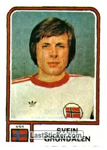 Svein Grondalen (Norway)