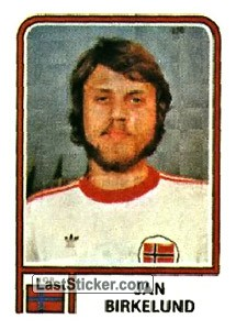 Jan Birkelund (Norway)