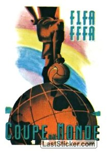 Poster France 1938 (History: WC 1938)