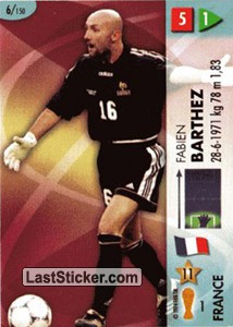 Barthez (France)