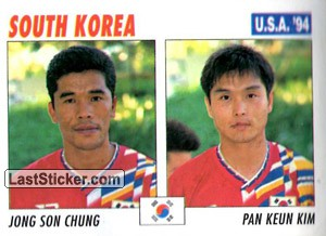 Jong Son Chung / Pan Keun Kim (South Korea)