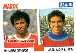 Mohamed Chaouch / Abdelkader El Brazi (Maroc)