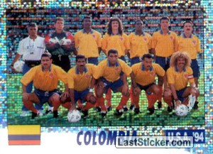 TEAM COLOMBIA (Colombia)