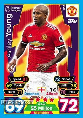 Ashley Young (Manchester United)