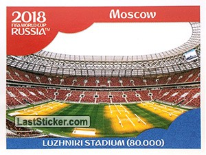 Luzhniki Stadium (Stadiums)