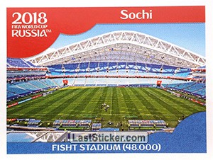 Fisht Stadium (Stadiums)