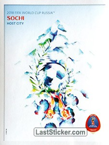 Sochi (Host cities' posters)