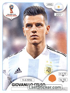 Giovani Lo Celso (Argentina)