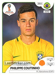 Philippe Coutinho (Brazil)
