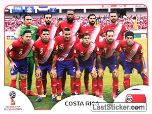 Team Photo (Costa Rica)