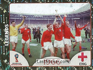 England (FIFA World Cup Legends)