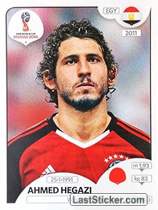 Ahmed Hegazi (Egypt)