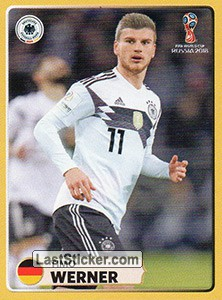 Timo Werner (McDonald's (Germany))