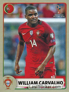 William Carvalho (McDonald's (Portugal))