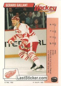 Gerard Gallent (Detroit Red Wings)