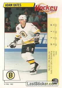 Adam Oates (Boston Bruins)
