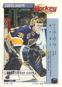 Curtis Joseph (St. Louis Blues)