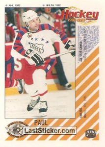 Paul Coffey (1992 All-Star Game)