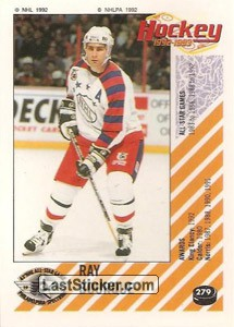 Ray Bourque (1992 All-Star Game)
