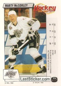 Marty McSorley (Los Angeles Kings)