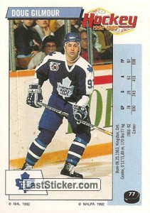 Doug Gilmour (Toronto Maple Leafs)