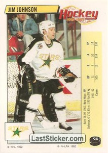 Jim Johnson (Minnesota North Stars)