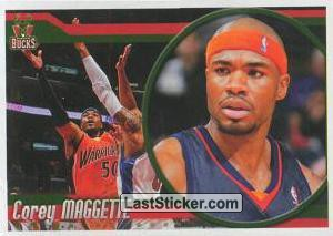 Corey Maggette (Milwaukee Bucks)