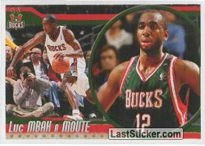 Luc Mbah a Moute (Milwaukee Bucks)