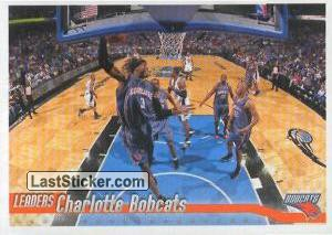 Leaders (Charlotte Bobcats)
