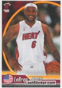 LeBron James (USA) (Miami Heat)
