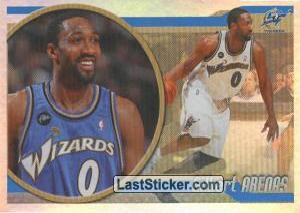 Gilbert Arenas (Washington Wizards)