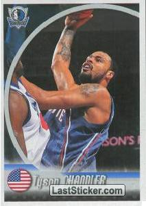 Tyson Chandler (USA) (Dallas Mavericks)