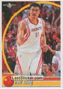 Yao Ming (China) (Houston Rockets)