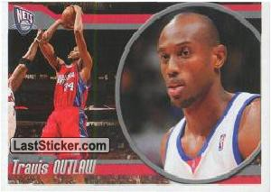 Travis Outlaw (New Jersey Nets)