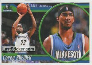 Corey Brewer (Minnesota Timberwolves)