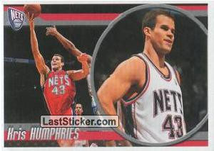 Kris Humphries (New Jersey Nets)